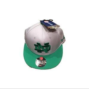 Notre Adams Fighting Irish Under Armour Hat Cap